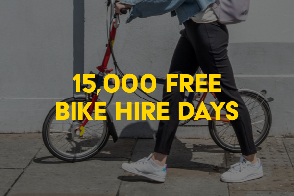 Car Free Day Bike Hire Days