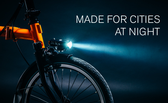 Brompton Lighting - Made for Cities at night